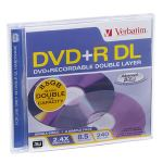 VERBATIM 8.5GB DUAL LAYER WRITABLE 43460