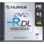 FUJI  DVD 8.5GB -R 4X DUAL LAYER P10DVMIC00A