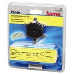 Hama Multi Mini USB Adaptor Set. code: HAMA 00074218